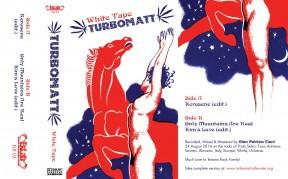Turbomatt - White Tape