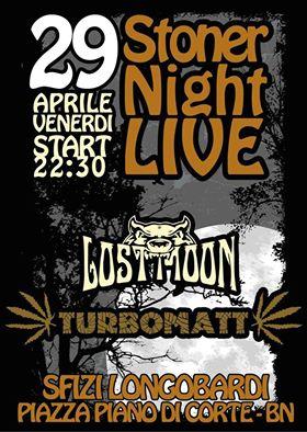 Turbomatt Live @ Benevento - 29 Aprile 2016