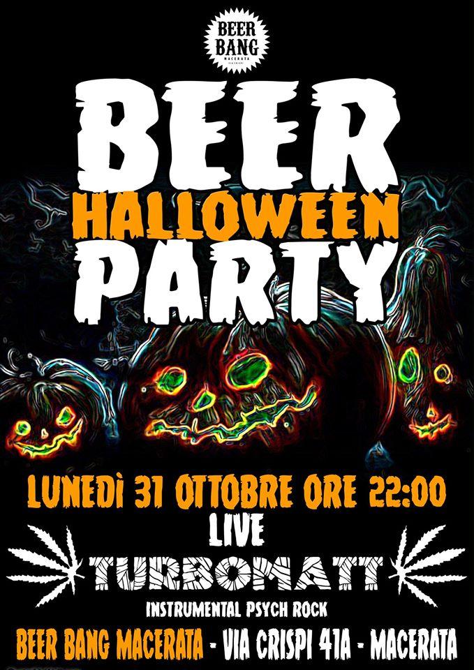 Live @ Beer Bang - Macerata